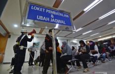 Dampak PSBB Jakarta, 44 Perjalanan Kereta Api Dibatalkan - JPNN.com