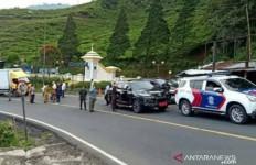 Cianjur Lakukan Karantina Lokal, Jalur Perbatasan Dijaga Polisi dan TNI - JPNN.com