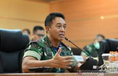Jenderal Andika Pantau Langsung Pengadaan Lab PCR di RS TNI AD - JPNN.com