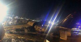 Pesawat Lion Air Inc Meledak di Manila, Korbannya 8 Jiwa