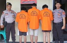 Jual Kucing Curian, Tiga Pemuda Ini Kaget Pembelinya Ternyata Polisi - JPNN.com