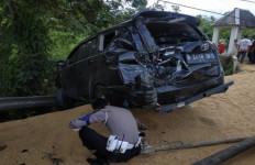 Kecelakaan Beruntun di Brebes, Tiga Orang Tewas, Empat Luka-luka - JPNN.com