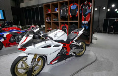 Dirilis Secara Virtual, Intip Spesifikasi Honda CBR250RR 2020 - JPNN.com
