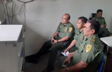 Sidang Kasus Illegal Logging Digelar Online, Terdakwa Tetap di Lapas - JPNN.com