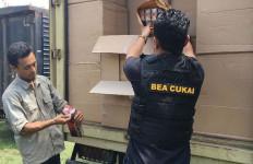 Bea Cukai Gagalkan Peredaran Belasan Juta Batang Rokok Ilegal - JPNN.com