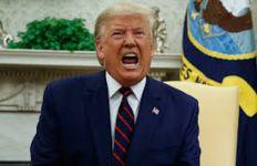 Lagi, Twit Presiden Donald Trump Kena Sweeping Twitter - JPNN.com