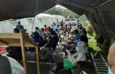 Peserta Tes Cepat Covid-19 di Jakarta Selatan, Sudin Kesehatan: Sudah Terlampaui - JPNN.com