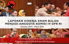 Anggota DPR Ansy Lema Laporkan Kinerjanya Kepada Rakyat NTT - JPNN.com