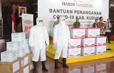 Djarum Foundation Sumbang APD Rp 1,5 Miliar untuk Tim Medis - JPNN.com