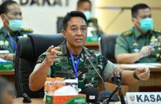 Jenderal Andika Sebut Ada 425 Catar Akmil Ikuti Pendidikan Perwira TNI AD - JPNN.com