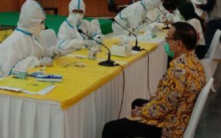 Lawan Corona, DPP Golkar Gelar Rapid Test Corona untuk Kader