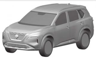 Paten Generasi Baru Nissan X-Trail Mulai Terkuak