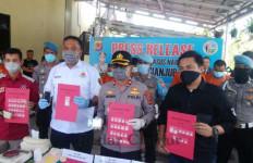 Polres Cianjur Tangkap 16 Bandar Narkoba - JPNN.com
