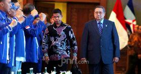 SBY Merasa Malu Lihat Moeldoko Seperti Itu