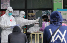 83 Warga Depok Terjangkiti Virus Corona, 40 Orang dari Hasil Tes Cepat - JPNN.com