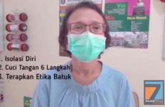 Kisah Christina, Pasien Corona yang Sembuh, Beginilah Perjuangannya di Ruang Isolasi RS - JPNN.com