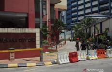 Begini Cara Pemerintah Malaysia Membersihkan Kota saat Lockdown - JPNN.com