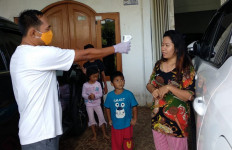 Milenial Perangi Covid-19 Melalui Program 10 Rumah Aman KSP - JPNN.com