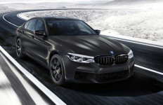BMW M5 Paling Buas Mengaspal di Indonesia, Sebegini Harganya - JPNN.com