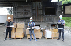 Bea Cukai Jatim I Musnahkan 3.776.900 Batang Rokok Ilegal - JPNN.com