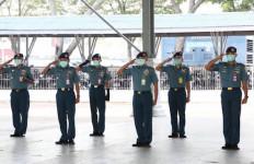 Kabar Gembira, 28 Perwira Menangan TNI AL Naik Pangkat di Tengah Wabah Corona - JPNN.com