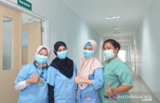 Juliana si Perawat Pasien Corona: Mau Kencing pun Susah - JPNN.com