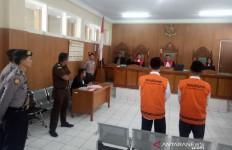 Kasasi Ditolak MA, Jajang dan Doni Tetap Dihukum Mati - JPNN.com