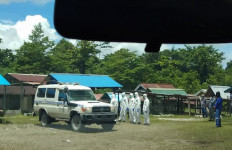 Pasien Covid-19 Berinisial DL Meninggal, Pemkab Mimika Turut Berdukacita - JPNN.com