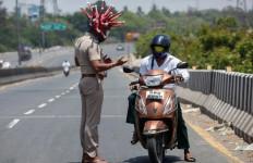 Wabah Virus Corona di India Makin Mengerikan, Hampir Setiap Hari Ada Rekor Baru - JPNN.com