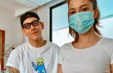 Sembuh dari Corona, Andrea Dian Akhirnya Bisa Bertemu Suaminya - JPNN.com