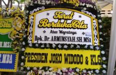 Jokowi Hingga Anies Baswedan Sampaikan Belasungkawa untuk Almarhum Arminsyah - JPNN.com