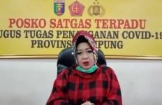 Update Corona 5 April 2020, Jumlah Pasien Positif di Lampung Bertambah - JPNN.com
