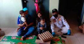 Lockdown di Malaysia, Siti Rohimah asal Cilacap Makan Daun Ubi, Menangis