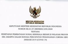 Kemenkes Setujui Penerapan PSBB di Kabupaten Gowa - JPNN.com