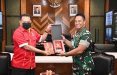 Bamsoet Temui Jenderal Andika Soal Pelibatan TNI AD - JPNN.com