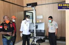 Bea Cukai Jayapura Siaga Lawan COVID-19 di Perbatasan Skouw - JPNN.com