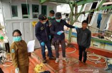 KIA asal Vietnam Ditangkap, ABK Langsung Diperiksa Satgas COVID-19 - JPNN.com