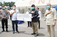 Sumsel Terima Bantuan 5 Ribu APD untuk Pencegahan COVID-19 - JPNN.com