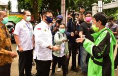 Mentan Syahrul Pantau Aktivitas Pasar Murah TTIC - JPNN.com