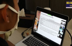 Lewat Video Conference, Bea Cukai Sumbagbar Optimalkan Pelayanan - JPNN.com