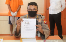 WP Ditangkap Polisi karena Dianggap Menghina Presiden Jokowi - JPNN.com