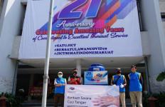 Lawan Covid-19, JICT Salurkan Bantuan ke Warga dan Tenaga Medis - JPNN.com