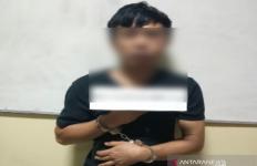 MH Sudah Mengikuti Imbauan Pemerintah Tetap di Rumah, Tetapi Malah Ditangkap Polisi - JPNN.com