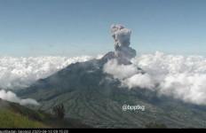 Erupsi Gunung Merapi Meningkat, Angkasa Pura I Siapkan Sejumlah Antisipasi - JPNN.com
