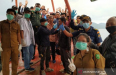 Warga Tolak Karantina ABK asal Vietnam di Pulau Tiga Natuna - JPNN.com