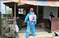 Mulyadi Kirim Bantuan Penyemprotan Disinfektan ke Masjid Padang - JPNN.com