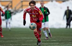 Hebat! Paul Aro Mendapatkan Promosi ke Tim Senior Skovde AIK - JPNN.com