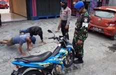 PSBB Hari Kedua, Jakarta Utara Gelar Patroli Gabungan, Hasilnya? - JPNN.com
