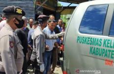 Seorang Warga di Nangan Raya Meninggal Dunia saat Ganti Ban Truk, karena Corona? - JPNN.com