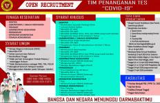 BIN Buka Lowongan Kerja, Harus Pakai Masker Saat Seleksi - JPNN.com